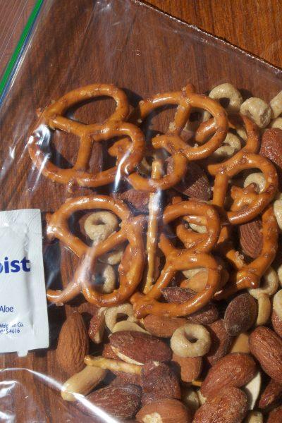Kid-Friendly Snacks: Gorp
