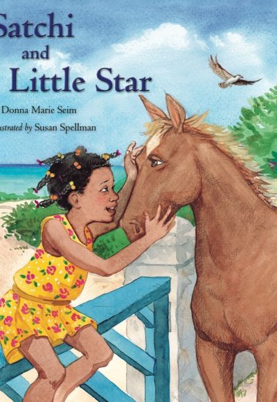 Satchi and Little Star book giveaway