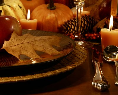 Tips for an Organized Thanksgiving!