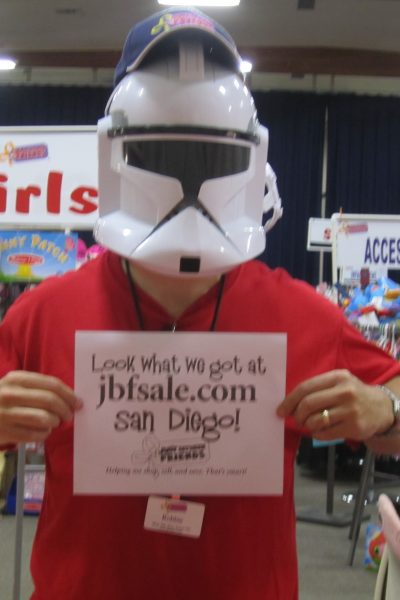 Can't Get Enough of JBF: San Diego, California