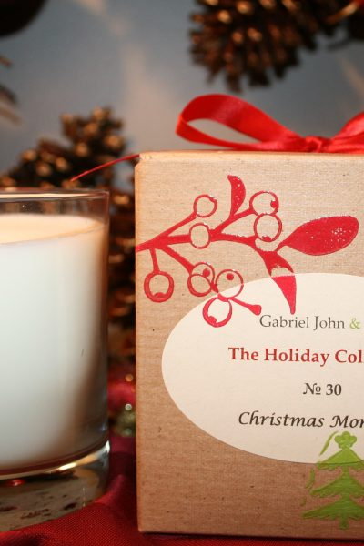 Gabriel John Candles – Holly Berry Candle Giveaway