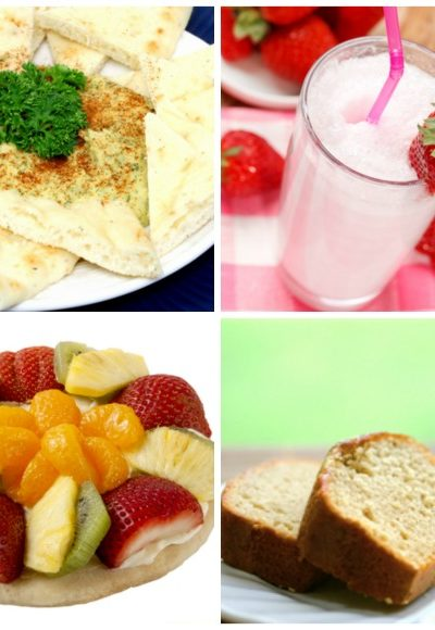 8 Quick and Healthy Snacks for Kids