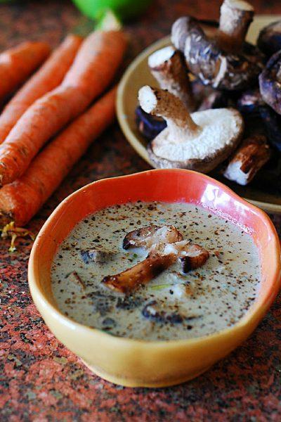 Light Winter Soups