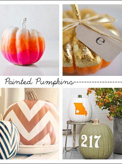 Creative Ways to Decorate Pumpkins