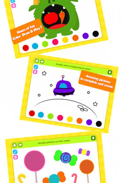 Doodle Fun! Giveaway