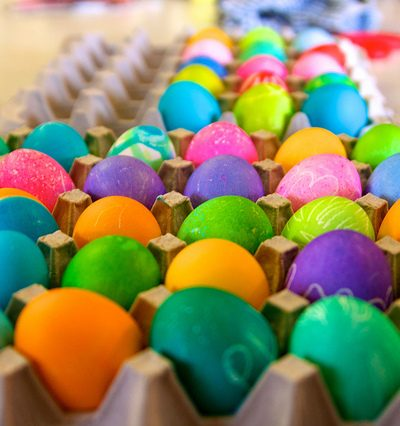 Updated Twists on Easter Activities