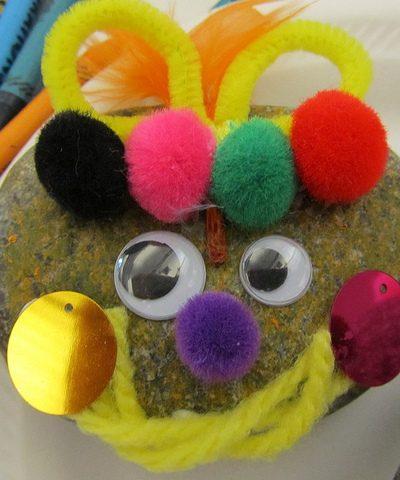 Spring Inspired Crafts for Children
