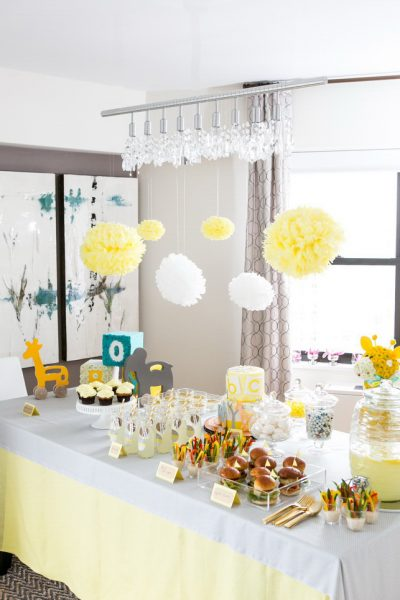 Soft Pastel Baby Shower