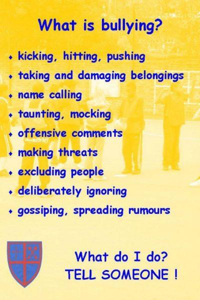 Bullying Isn't Cool!