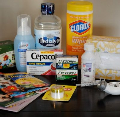Tips & Tricks for Cold and Flu Season