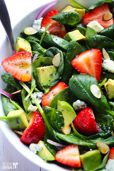 10 summer salad recipes to share with your kids
