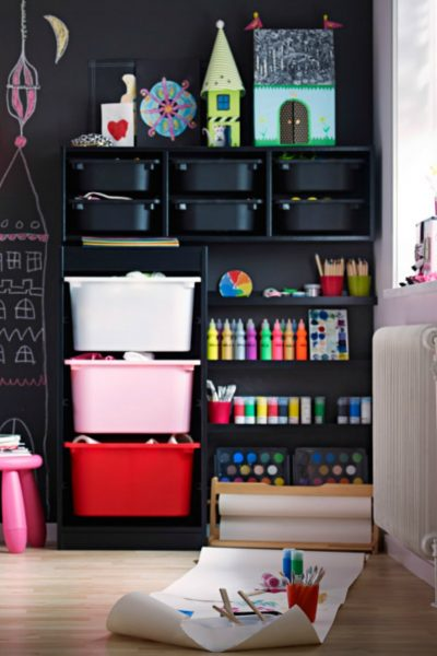 6 Storage Ideas for the Kids' Bedrooms