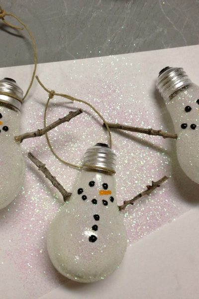 Three Easy and Fun DIY Ornaments