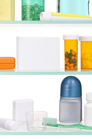 Tips on Organizing the Medicine Cabinet
