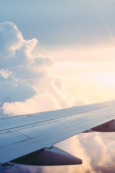 Five Helpful Tips For Air Travel With Young Children