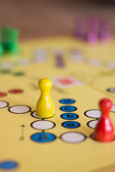 Pull Out an Old Board Game and Play!