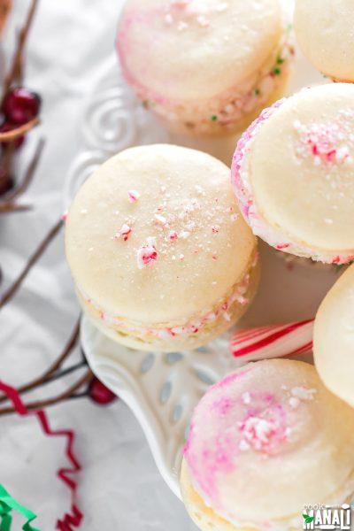 'Tis the Season for Holiday Macarons