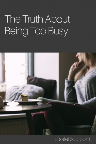 The Truth About Being Too Busy for a Beauty Routine