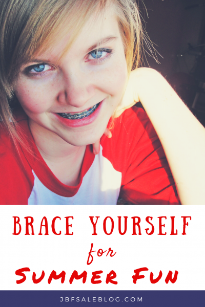 Brace Yourself for Summer Fun: Braces