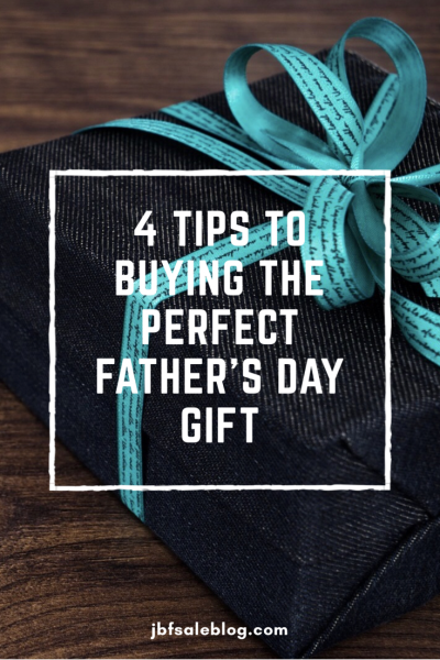 4 Tips To Buying The Perfect Father's Day Gift