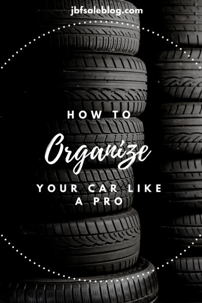 How to Organize Your Car Like a Pro
