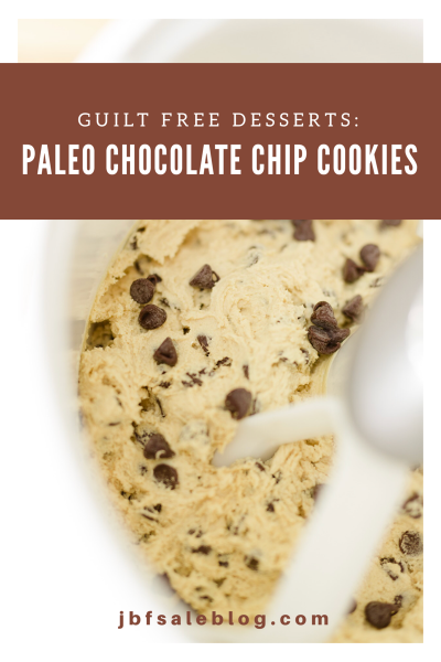 Guilt-Free Desserts: Paleo Chocolate Chip Cookies