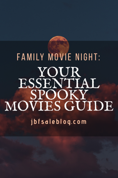Family Movie Night: Your Essential Spooky Movies Guide