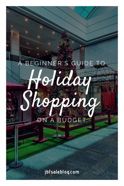 A Beginners Guide to Holiday Shopping on a Budget