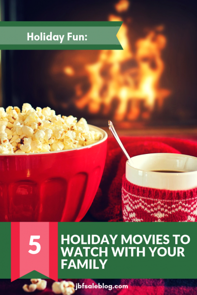 Holiday Fun: 5 Holiday Movies to Watch With Your Family