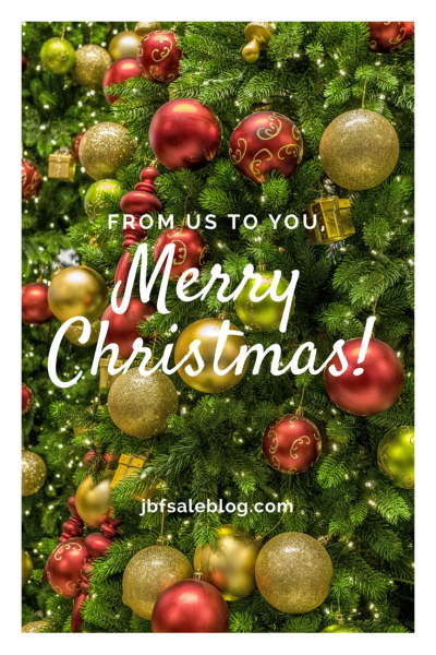 From Us to You, Merry Christmas!