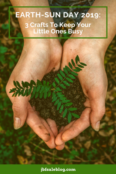 Earth-Sun Day 2019: 3 Crafts To Keep Your Little Ones Busy