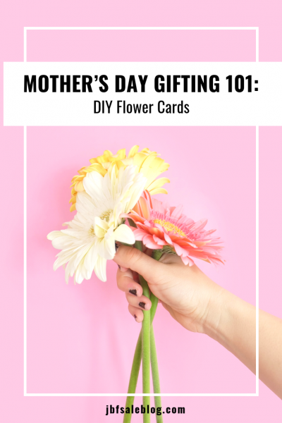 DIY Flower Cards