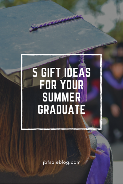 5 Gift ideas For Your Summer Graduate