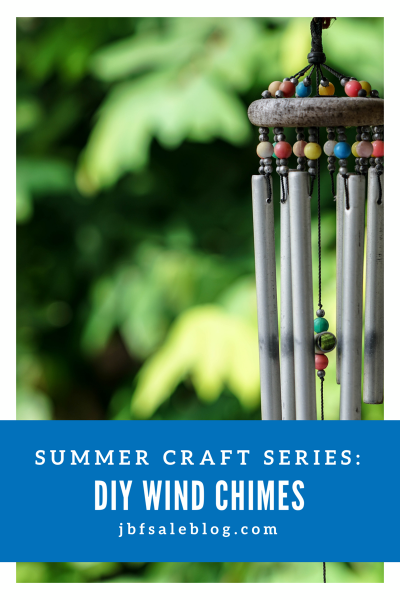 Summer Craft Series: DIY Wind Chimes
