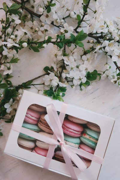 Valentine's Day Treats You Never Knew You Needed: Heart-Shaped Macarons