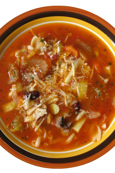 Weeknight Dinner Recipes Your Family Will Love: Minestrone Soup