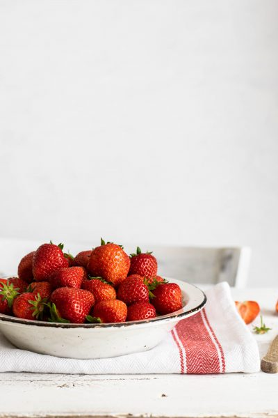 Quick and Easy Breakfast Recipes: Strawberry French Toast